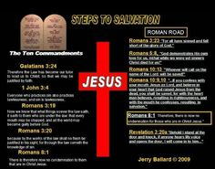 roman road scriptures pictures - Google Search | Salvation ...