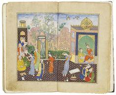 SAFAVID IRAN, 17TH CENTURY AND LATER