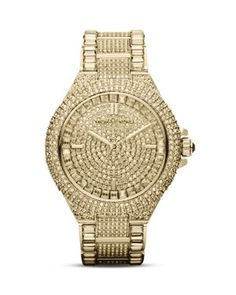Michael Kors Camille Watch, 44mm