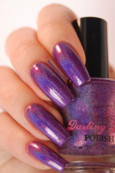 Darling Diva Polish - Stand back