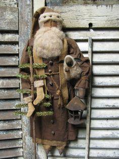 Primitive Folk Artist Sue Corlett  1897 House  http://www.ebay.com/itm/140882463099?ssPageName=STRK:MESELX:IT&_trksid=p3984.m1558.l2649
