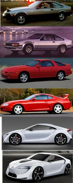 Toyota Supra Past and Future 2015 Supra Renderings 23