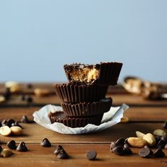 Ice cold salted caramel peanut butter cups... 🍫 Monday has never tasted so good. #TTtaste https://www.thistable.com/recipes/show/frozen-peanut-butter-cups