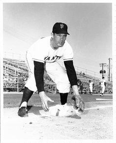 3B Jim Davenport (1958-1970)