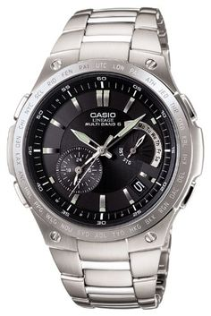 CASIO LINEAGE tough solar radio MULTIBAND 6 LIW-M1100D-1AJF men s watch  Lineage http 2a0229f11f
