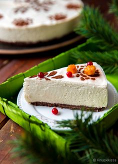Cheesecakes, Sweets, Dinner, Baking, Desserts, Food, Dining, Tailgate Desserts, Deserts