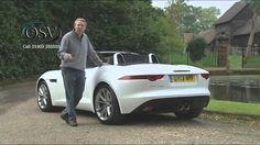 Jaguar F-Type Video Review