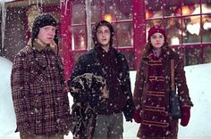 33 Signs You're Spending Christmas At Hogwarts