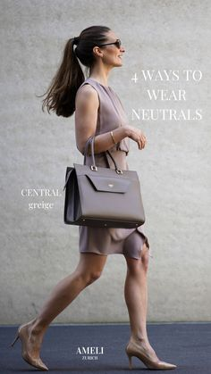 Our business handbags are available in various neutrals for an elegant and timeless effect with your business outfits. Shop now our wide selection of premium leather, Italian handcrafted business bags. Zurich, Business Outfits, Smooth Leather, Neutral, Shoulder Bag, Handbags, How To Wear, Elegant, Shop