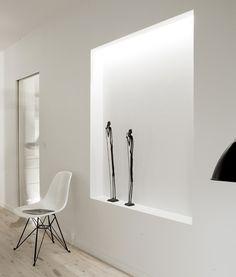 Pent House I designed by Norm Architects of Denmark and design studio, Copenhagen, Denmark.