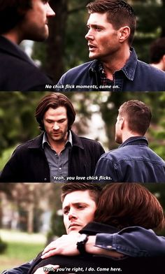 alpha and omega supernatural sam winchester dean winchester