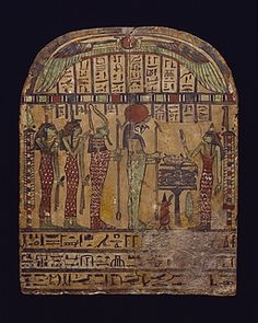 Grave stele for the girl Neswer. Egyptian Drawings, Egyptian Art, Ancient Artefacts, Ancient Civilizations, Museum Studies, Historical Artifacts, Ancient Mysteries, Gods And Goddesses, Ancient Egypt
