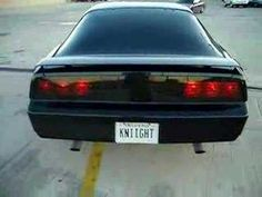 1982 Trans Am Knight Rider Kitt Car