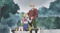 Usagi and Haruka SMC