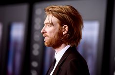 Poe Dameron You're Alive — majorandrewhenry:   Domhnall Gleeson at the Los...