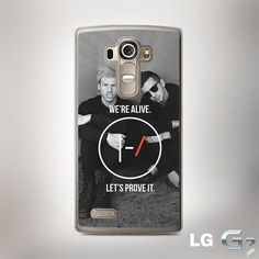 Twenty One Pilots We are alive for LG G3/G4 phonecases