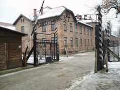 "Auschwitz, Germany -  haunted would be quite a vacation trip check out many ""haunted"" sites germany is full of them"