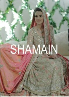 A Pakistani Bride!!