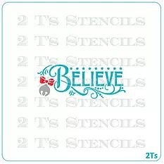 2 Ts Stencils, cookie stencils, food safe stencils, stencils, Santa's Little Helper, Christmas Words, Cake Decorating Supplies, Santa Letter, Christmas Background, Candy Cane, Stencils, Banner, Cookies
