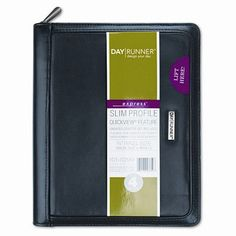 AT-A-GLANCE Day Runner Windsor Refillable Planner