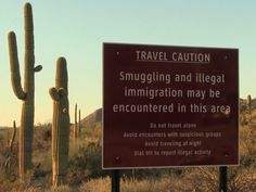 ALERT: Three Pakistani Men Apprehended at Arizona Border...