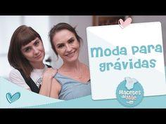 DICAS DE MODA E ESTILO PARA GRÁVIDAS FEAT THAIS FARAGE - MACETES DE MÃE - YouTube