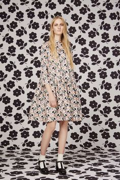 Orla Kiely Pre-Fall 2016 Fashion Show  http://www.vogue.com/fashion-shows/pre-fall-2016/orla-kiely/slideshow/collection#16