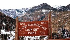 Mille Fiori Favoriti: Ouray Colorado and the Million Dollar Highway