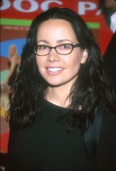 """Janeane Garofalo ~ """"You don't have to go home, but you can't stay here."""""""
