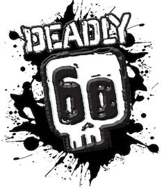 Deadly 60 t shirt