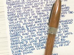 Writing Past Fear – 10 Ways to Stop Worrying and Start Writing Improve Handwriting, Handwriting Styles, Cursive Handwriting, Penmanship, Handwriting Recognition, Handwriting Analysis, Letter Form, 3 Things, Fountain Pen