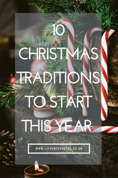 10 Christmas Traditions To Start This Year