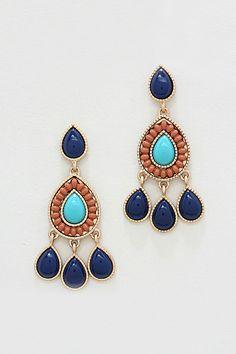 Rorrie Earrings in Midnight Spice