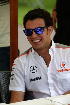 Round 1, Rolex Australian Grand Prix 2013, Preparation, Sergio Perez, Driver, Vodafone McLaren Mercedes