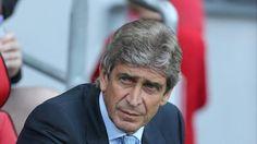Champions League - Pellegrini hails City performance