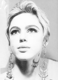 EDIE SEDGWICK    Model, actress, socialite but mostly well known for being Andy Warhol's muse. There was something vulnerable and trivial about her, everybody wanted to be her. They said that Edie was beautifully empty like a Warhol's can but the story of her life says something completely different.