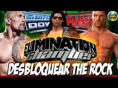 Desbloquear The Rock SvR 2011 Elimination Chamber