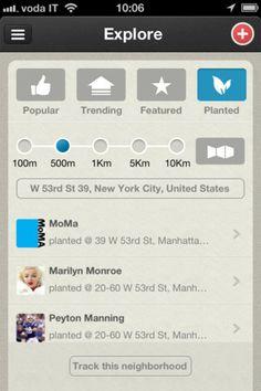 Mobile UI - Inspired UI