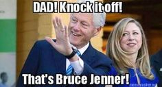 Bruce or Hillary, they're both butt ugly and worthless. Funny!