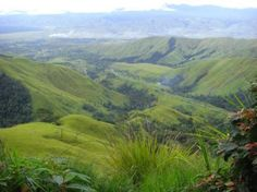 Markham Valley, Papua New Guinea