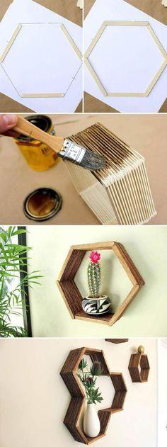 17 Coolest DIY Home Decor on A Budget https://www.futuristarchitecture.com/27733-diy-home-decor-on-a-budget.html #DIYHomeDecorOnABudget