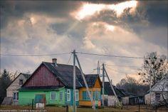 Живописные кадры и рассуждения российского блогера о белорусской деревне: жизнь налажена, народ работящий, пьяных почти не видно - Недвижимо...