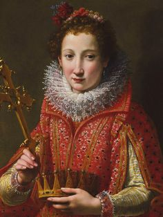 Portrait de Marie de Medicis