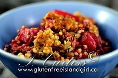 Fruit Crumble – Gluten Free