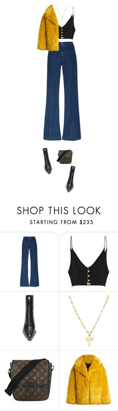 """""""mine"""" by andy993011 on Polyvore featuring The Seafarer, Zimmermann, Alexander Wang, Louis Vuitton and Diane Von Furstenberg"""