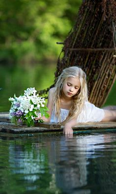 Beautiful memories as a child, water is part of who I am, love it!♡♡♡