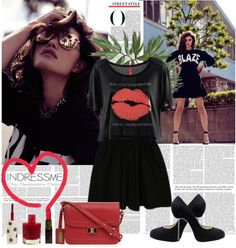 """INDRESSME"" by elly-852 ❤ liked on Polyvore"