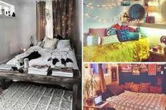 Afbeeldingsresultaat voor colorful boho chic home