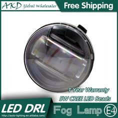 115.00$  Buy here - http://alioi7.worldwells.pw/go.php?t=32536967325 - AKD Car Styling LED Fog Lamp for Nissan Quest DRL2008-2015 LED Daytime Running Light Fog Light Parking Signal Accessories 115.00$