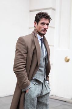 classic and elegant.     This look will never go out of style it's simple elegance, classic cut and breathable fabrics make it as comfortable and easy to wear as it is to look at.